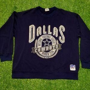 Dallas Cowboys 90's Nutmeg Mills Sweatshirt